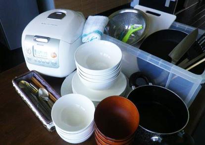 調理器具・食器セット