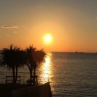 10月の沖縄は過ごしやすいです♪