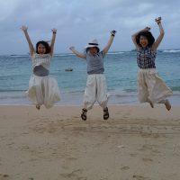 2016/09/27沖縄サイコー!1、2,   3,ハイ!!!