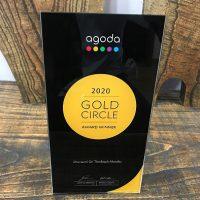 agoda.com「2020 ゴールドサークルアワード」を受賞!